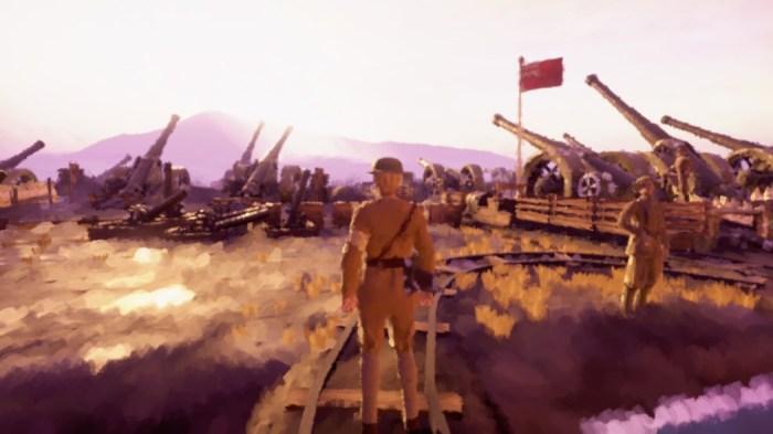 Análise Arkade: As pinturas vivas da Primeira Guerra em 11-11 Memories Retold