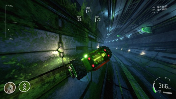 Análise Arkade: GRIP traz velocidade futurista e combate sobre rodas