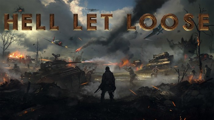 Hell Let Loose ganha novo trailer e data para entrar em Early Access