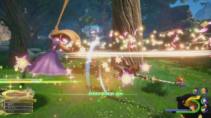 Kingdom Hearts III: Novo trailer apresenta o mundo de Enrolados