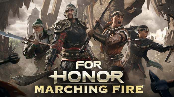 Análise Arkade - For Honor: Marching Fire (DLC) é a expansão que reinventa o game