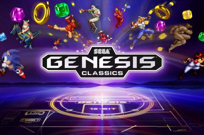 Sega Genesis Classics trará mais de 50 retrogames no Nintendo Switch