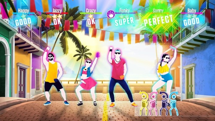 E o mais novo video game que será adaptado para os cinemas é: Just Dance!