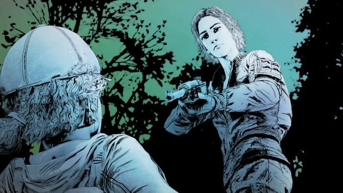 """Análise Arkade: O ressurgimento de The Walking Dead (Season 4 Ep. 3) """"Brinquedos quebrados"""""""