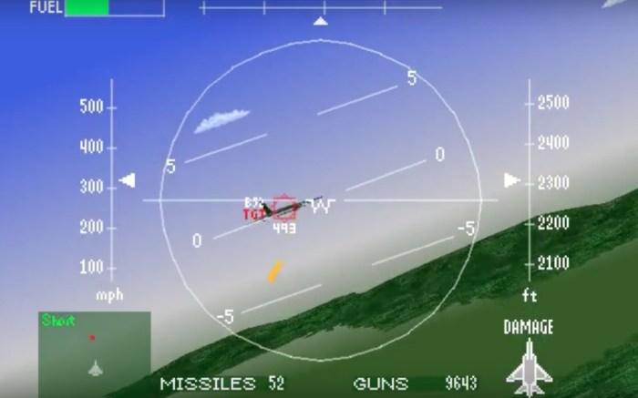 RetroArkade - Air Combat e o início de uma grande aventura no ar