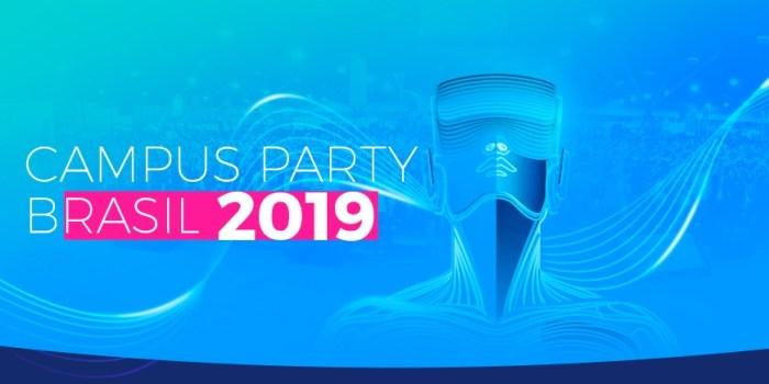 Campus Party 2019 terá interessante conteúdo gamer. Confira as palestras.