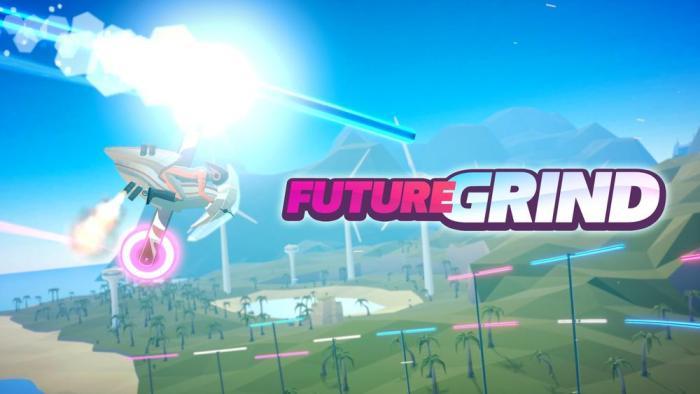 FutureGrind oferece bom desafio em seus trilhos coloridos