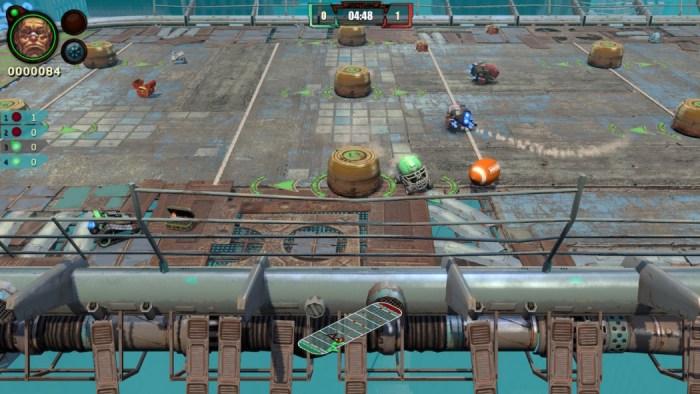 Análise Arkade: BlazeRush traz velocidade e destruição como nos tempos de Rock n' Roll Racing