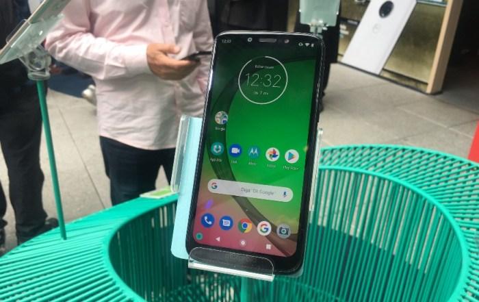 Primeiras impressões: Os quatro smartphones da Família Moto G7