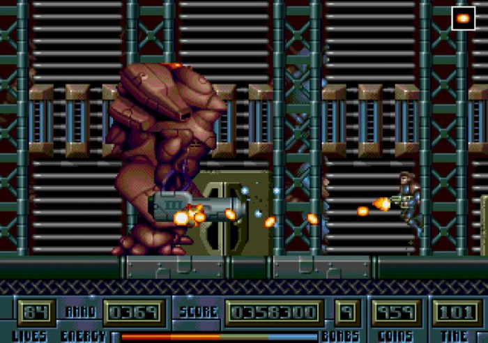 Hardcore, game de Mega Drive cancelado há 25 anos, será lançado