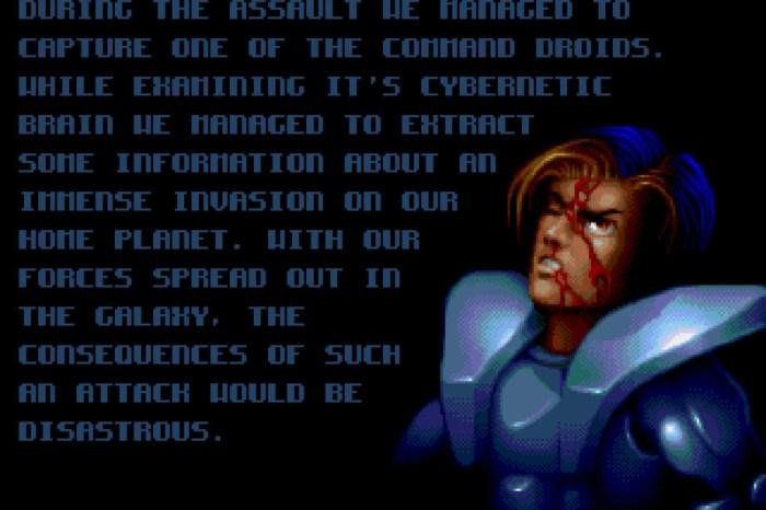Hardcore - Game de Mega Drive cancelado há 25 anos, será lançado Hardcore_7.0.png