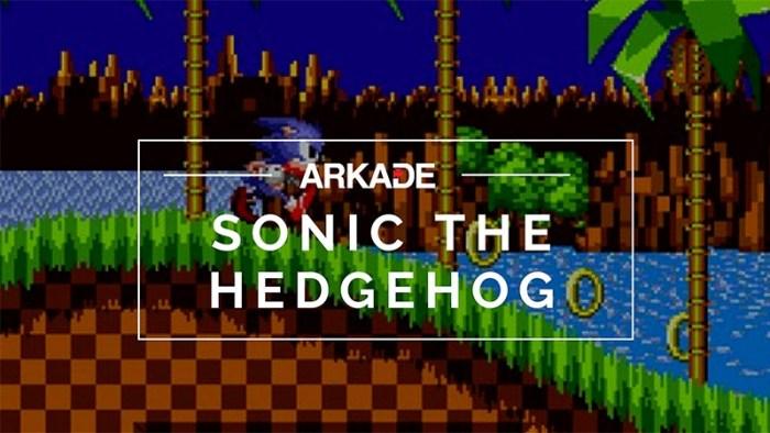 Todas as versões já lançadas de Sonic the Hedgehog MELHORES-DO-ANO