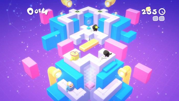 Melbits World é um interessante game para festas, que transforma celular em controles