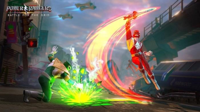 Tem até pisão de Megazord no novo trailer de Power Rangers: Battle for the Grid!
