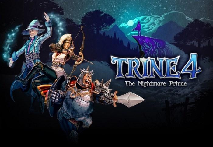Trine 4 ganha novo trailer e previsão de lançamento