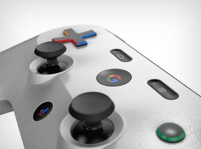 Google Yeti: site imagina o visual do controle da suposta plataforma de games por streaming do Google