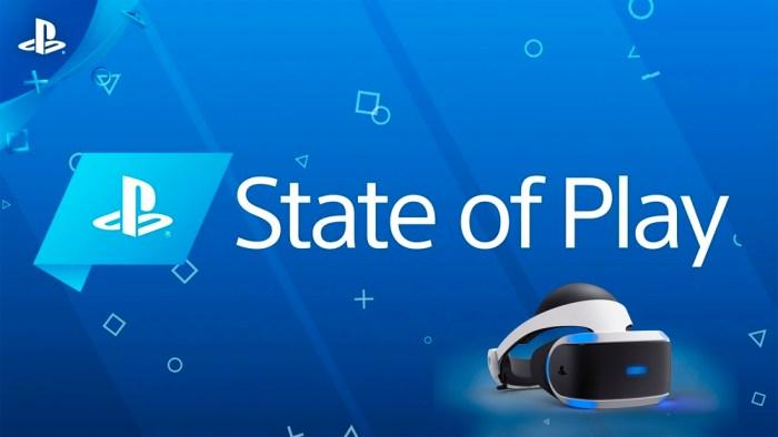 PSVR resiste: State of Play apresenta bastante coisa para realidade virtual da Sony