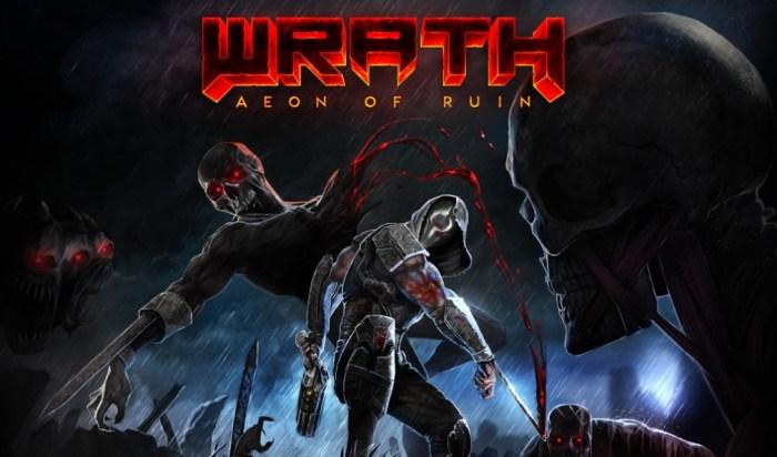 3D Realms anuncia Wrath: Aeon of Ruin. Um FPS old-school inspirado em Quake