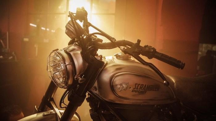 A Playstation italiana irá sortear uma Ducati Scrambler para quem comprar Days Gone por lá
