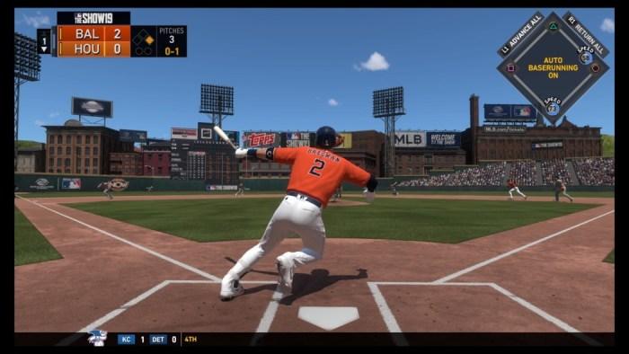 Análise Arkade: MLB The Show 2019 é tudo o que o baseball pode oferecer