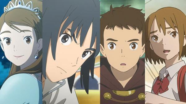 Filme em anime de Ni No Kuni ganha seu primeiro trailer