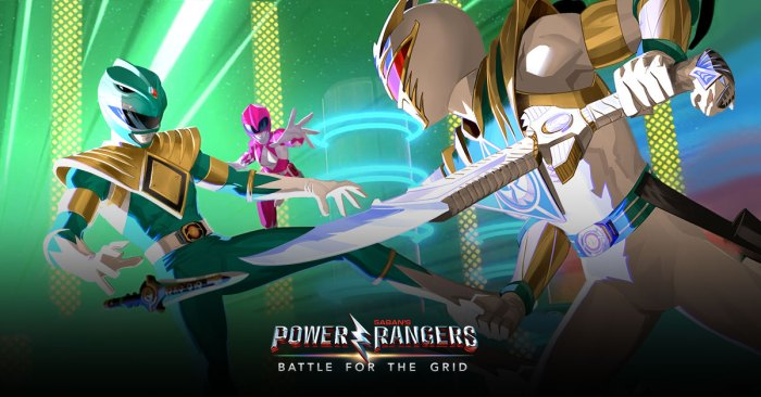 Power Rangers: Battle for the Grid ganha Modo História e novos personagens
