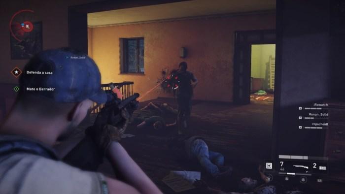 Análise Arkade: World War Z é matança de (muitos) zumbis para jogar com os amigos