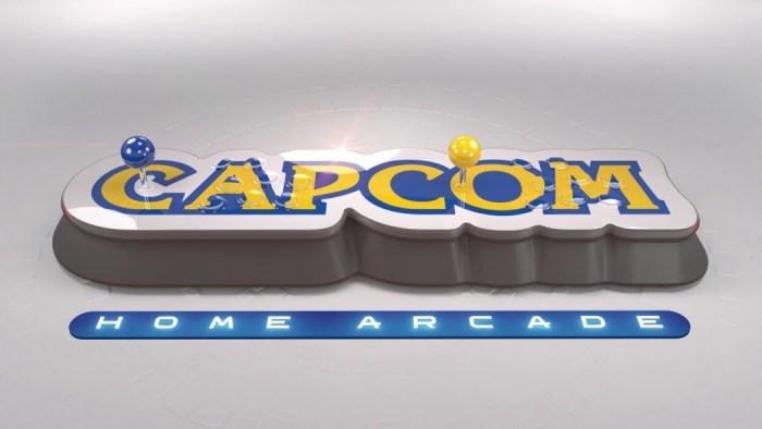 Capcom anuncia controle de arcade plug and play com um punhado de jogos clássicos