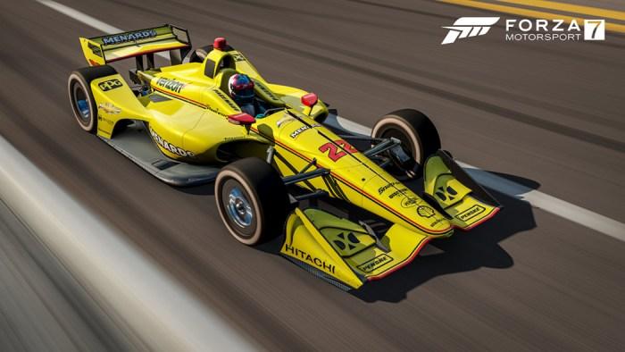 Não fique com saudades da Indy 500. Veja games que contam com a lendária pista.