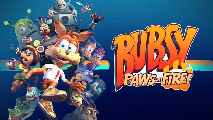 Análise Arkade - Bubsy: Paws on Fire é praticamente uma cópia da série Bit.Trip Runner
