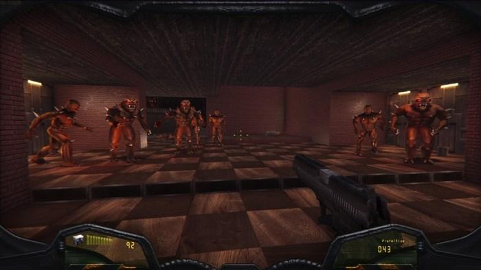 Doom Remake 4: Conheça o mod que transforma o Doom clássico em algo incrível