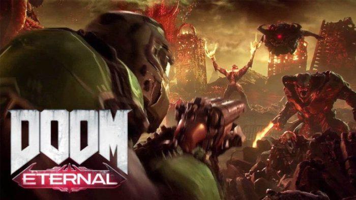 E3 2019: Bethesda apresenta o gameplay de Doom Eternal e data de lançamento