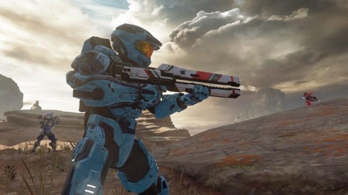 Confira o primeiro gameplay da versão de PC de Halo: Reach