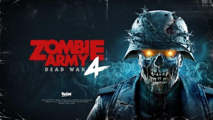 E3 2019: produtora de Sniper Elite apresenta Zombie Army 4: Dead War