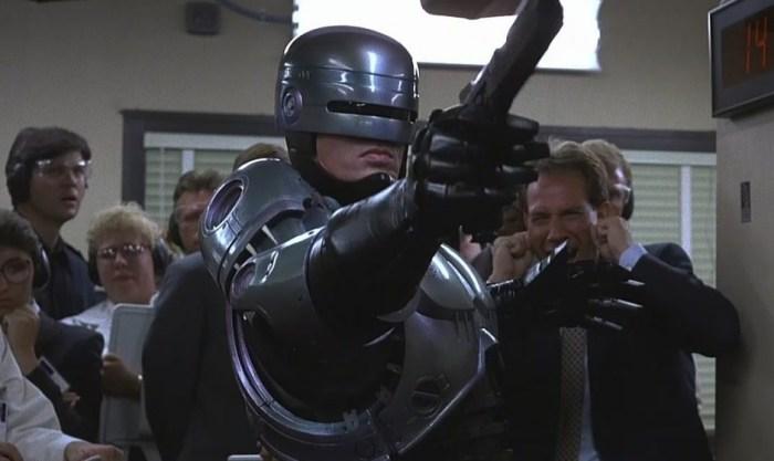 Robocop ganhará um filme com influência dos filmes clássicos, com direito à armadura original.