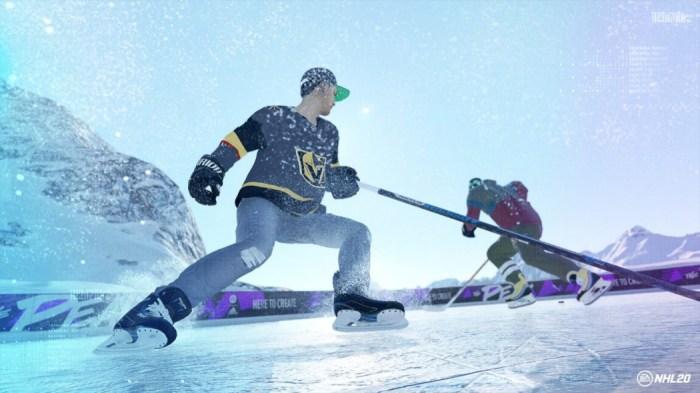 Confira as novidades de NHL 20 em um novo vídeo de gameplay