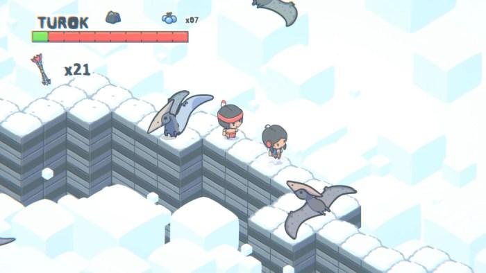 Vem aí um novo game da série Turok... mas numa versão mais fofinha