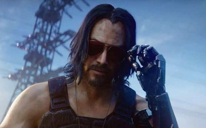 """Ouça agora Chippin' It, música da """"banda do Keanu Reeves"""" em Cyberpunk 2077"""
