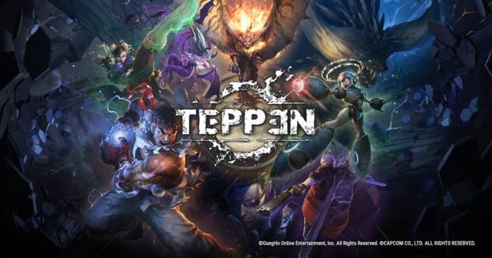 Teppen: a Capcom meio que lançou seu próprio card game sem avisar ninguém