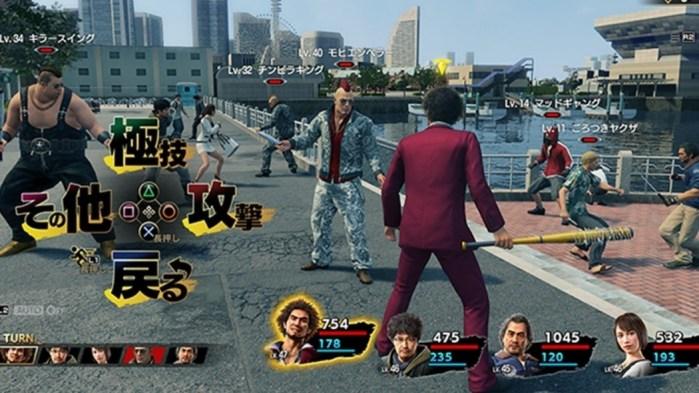 Sega anuncia Yakuza 7 para 2020 e com batalhas estilo RPG por turno