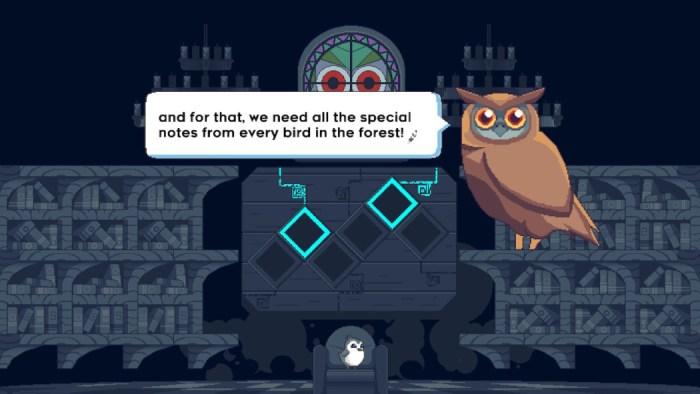 Análise Arkade: Songbird Symphony é uma cativante mistura de adventure com ritmo