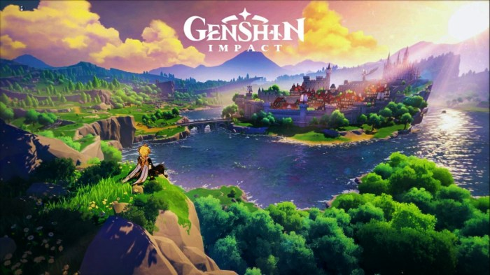 "Genshin Impact: ""clone de Zelda"" do PS4 gera treta em evento chinês"
