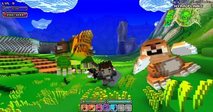 Após seis anos de silêncio, Cube World finalmente ganha data de lançamento!