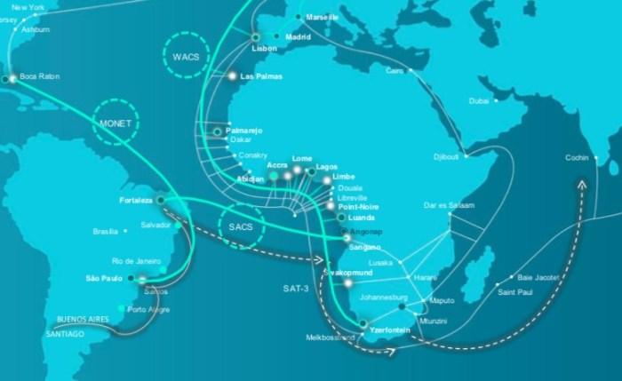 Cabos submarinos vindos de Angola buscam aproximar os países de língua portuguesa, usando os games e o eSport.