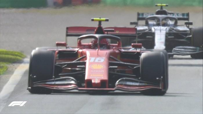 """F1 2019 - Correndo na """"pista em forma de bota"""" de Monza, no GP vencido por Leclerc"""