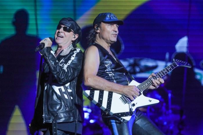 Rockfest: Festival trouxe Scorpions, Whitesnake, Helloween e Europe com seus clássicos
