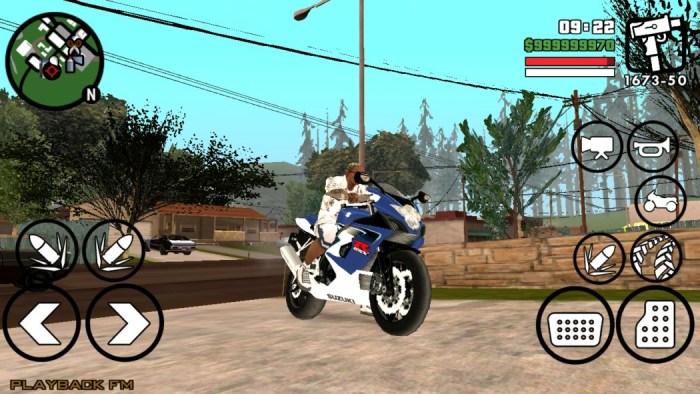 Encontraram novos e secretos cheats na versão móvel de GTA: San Andreas