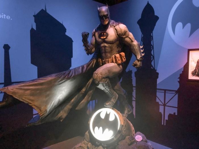 Batman 80 – A Exposição celebra as oito décadas de história do Cavaleiro das Trevas