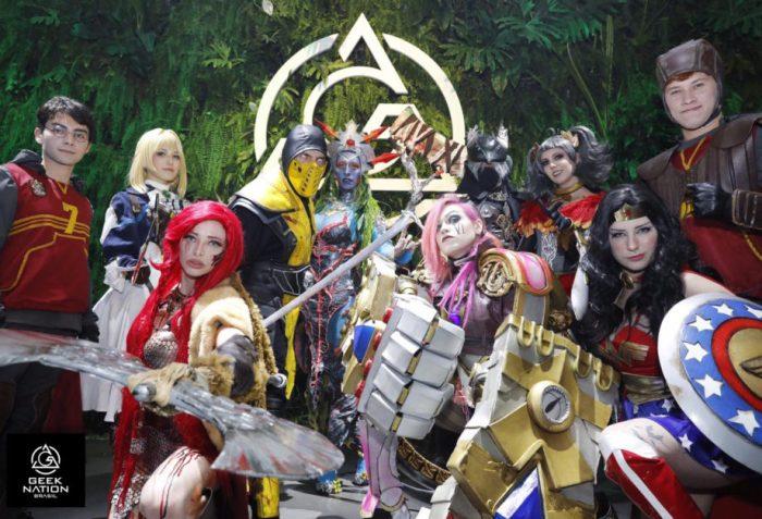 Geek Nation Brasil promete celebrar as mais variadas culturas geeks em 2020
