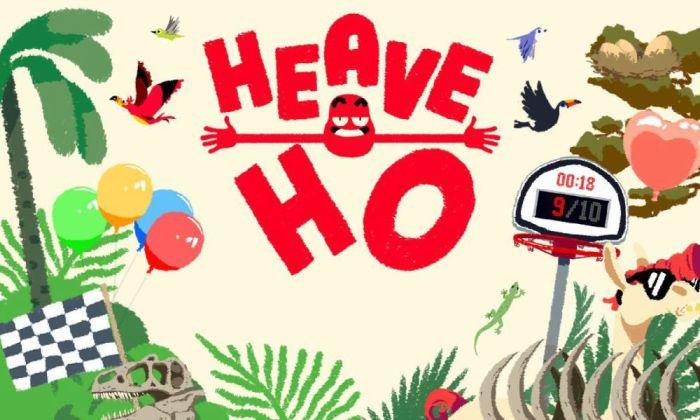 Análise Arkade: Heave Ho é diversão descompromissada para curtir com os amigos
